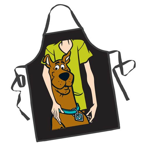 Scooby-Doo Shaggy and Scooby Be the Character Apron