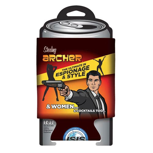Archer the Ultimate in Espionage Can Hugger