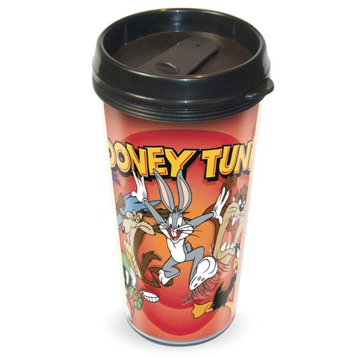 Looney Tunes Cast Travel Mug