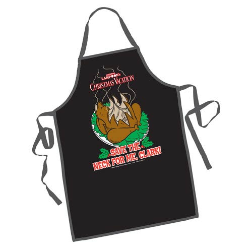 National Lampoon Christmas Vacation Save The Neck Apron