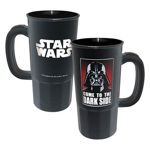 Star Wars Darth Vader Come to the Dark Side Plastic Stein
