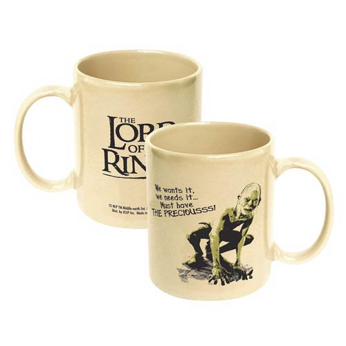Lord of the Rings Gollum Ceramic Mug