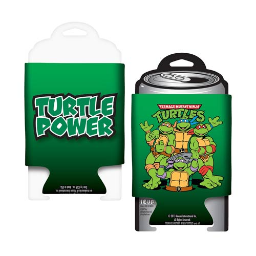 Teenage Mutant Ninja Turtles Turtle Power Group Can Hugger