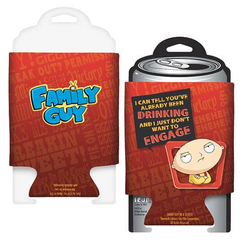 Family Guy You've Been Drinking Can Hugger