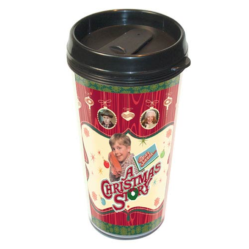 A Christmas Story Dear Santa Travel Mug