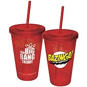 Big Bang Theory Bazinga! Travel Cup