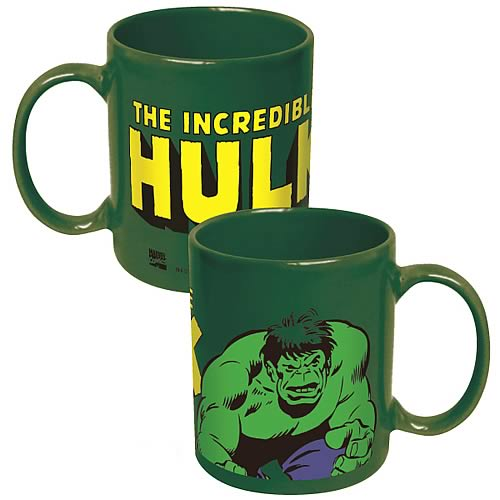 Hulk Marvel Coffee Mug