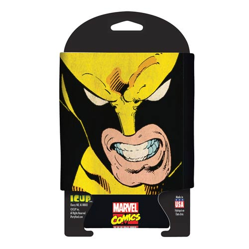 Wolverine Panel Close-Up Can Hugger