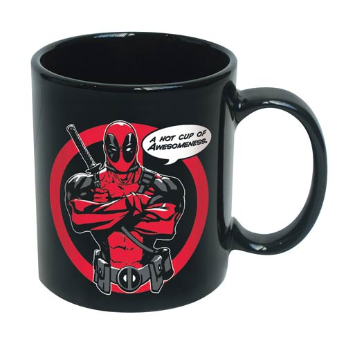 Deadpool Awesomeness Mug