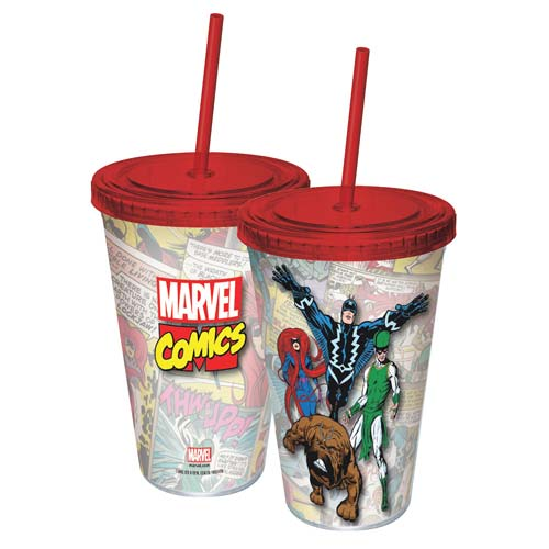 Marvel Inhumans 16 oz. Travel Cup