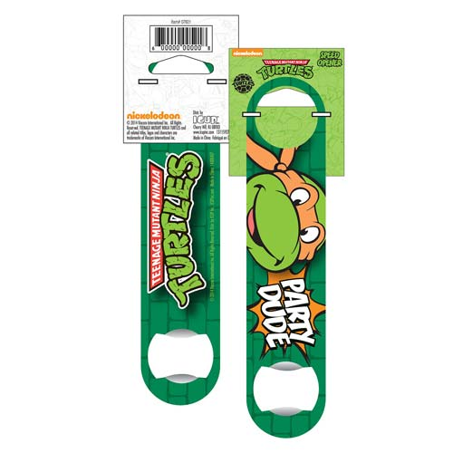 teenage mutant ninja turtles party dude speed bottle opener icup teenage mutant ninja. Black Bedroom Furniture Sets. Home Design Ideas