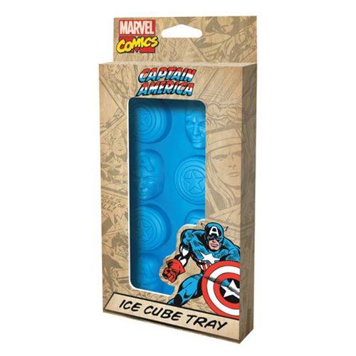 Captain America Ice Cube Tray