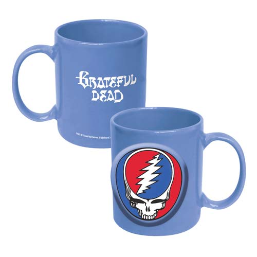 Grateful Dead Steal Your Face 20 oz. Embossed Mug