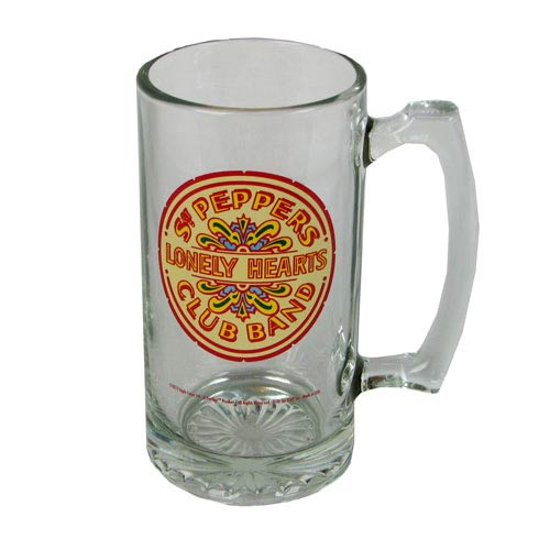 Beatles Sgt. Peppers Lonely Hearts Club Band Stein