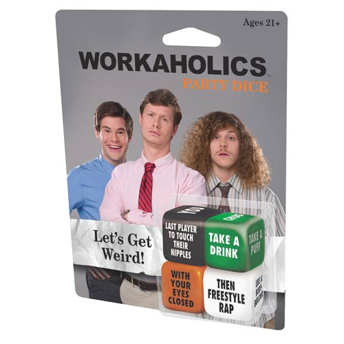 Workaholics Dice Game