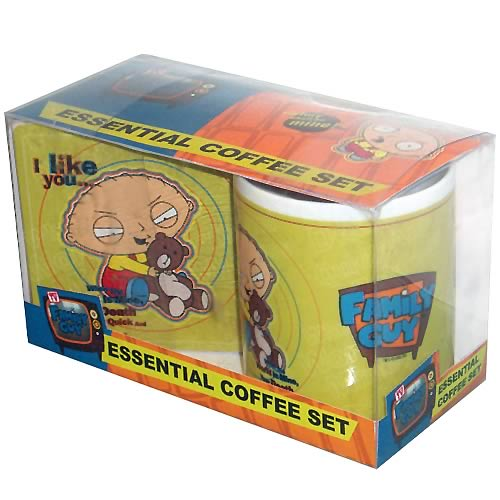 Family Guy Stewie Coffee Gift Set