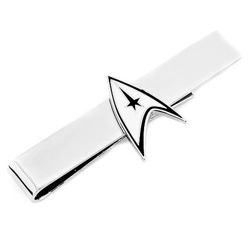 Star Trek Logo Tie Bar