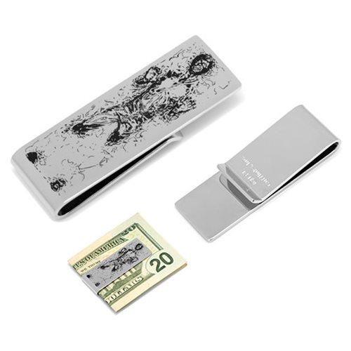 Star Wars Han Solo Carbonite Money Clip