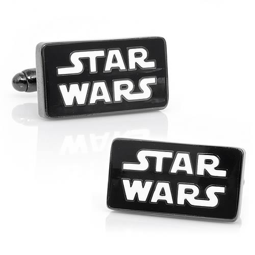 Star Wars Logo Cufflinks