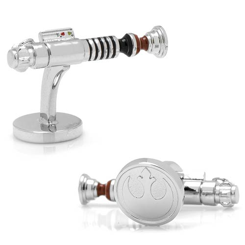 Star Wars Luke Skywalker Lightsaber Cufflinks