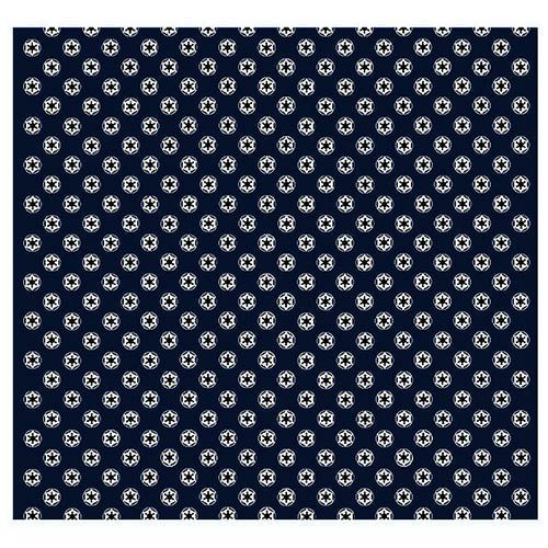 Star Wars Imperial Symbol Navy Italian Silk Pocket Square