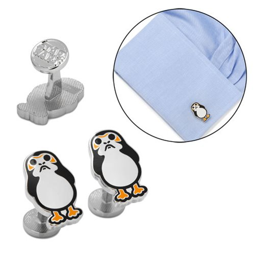 Star Wars: The Last Jedi Porg Cufflinks