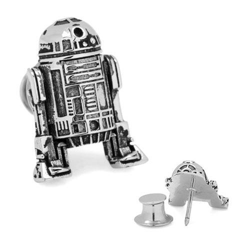Star Wars R2-D2 3D Lapel Pin