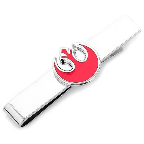 Star Wars Rebel Alliance Symbol Tie Bar