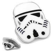 Star Wars Stormtrooper Lapel Pin