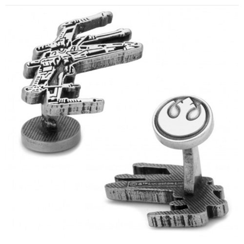Star Wars X-Wing 3D Cufflinks