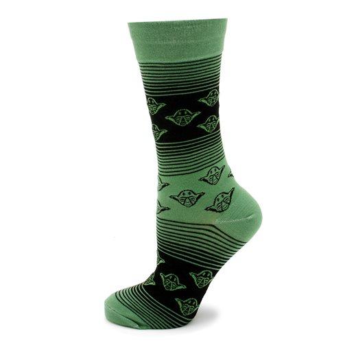 Star Wars Yoda Ombre Stripe Socks