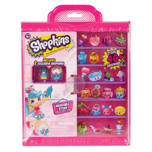 Shopkins Series 7 Collector's Case
