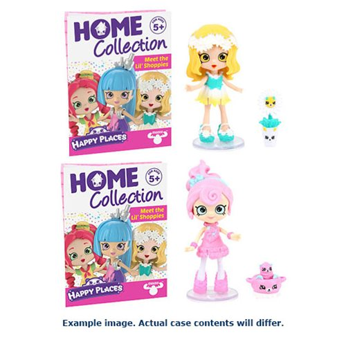 Shopkins Happy Places Series 2 Single Doll Pack