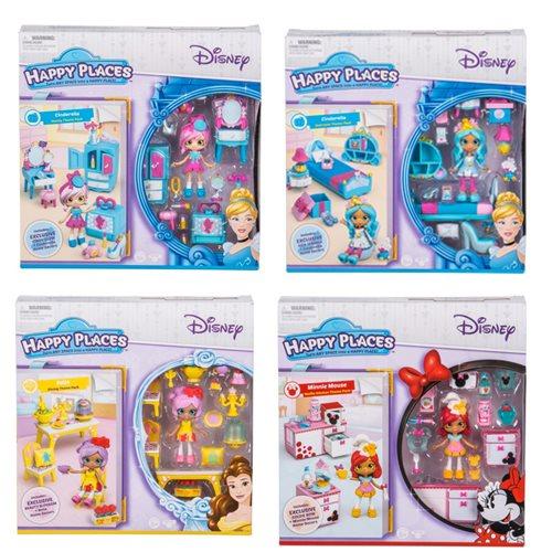 Shopkins Happy Places Disney Theme Pack Case - Moose Toys ...
