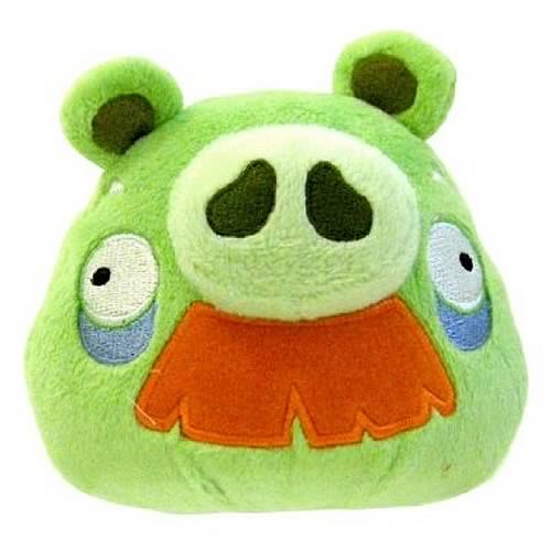 Angry Birds Grandpa Pig 16-Inch Plush