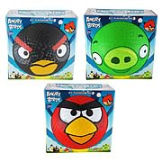 Angry Birds 8 1/2-Inch Rubber Playground Ball Case