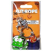 Cut the Rope Key Chain
