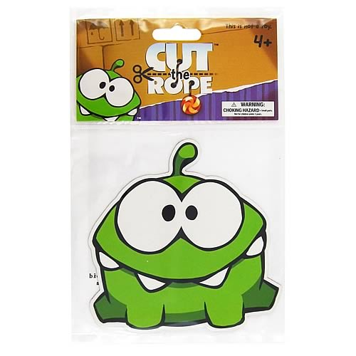 Cut the Rope Om Nom Magnet