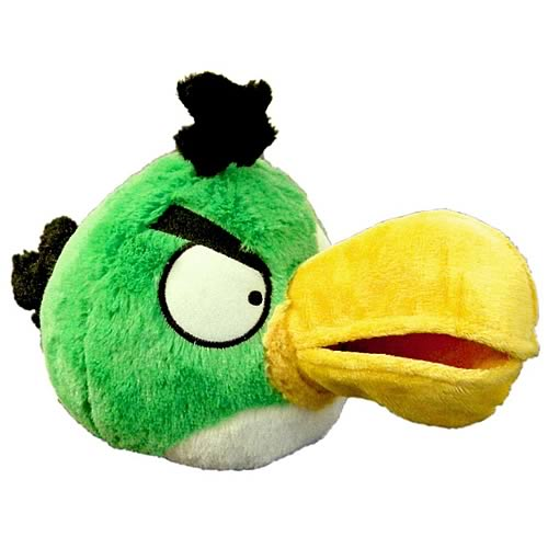 Angry Birds Toucan 16-Inch Talking Plush