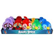 Angry Birds Rio Color Birds Talking 5-Inch Plush Case