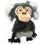 Angry Birds Rio Monkey Talking 16-Inch Plush