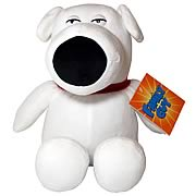 Family Guy Brian Jumbo Plush