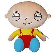 Family Guy Stewie Jumbo Plush