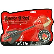 Angry Birds Fling and Fly Football