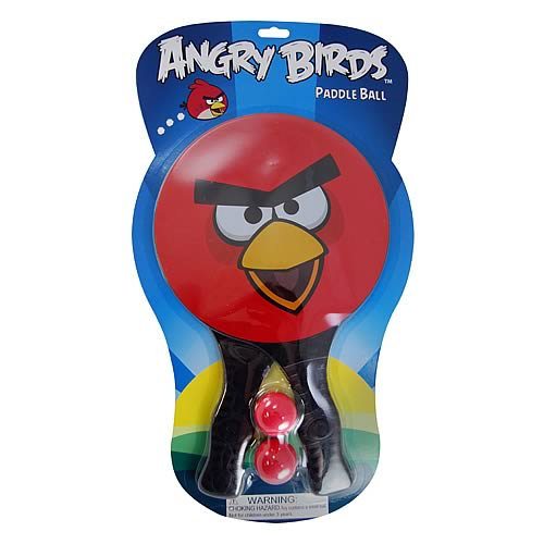Angry Birds Outdoor Paddle Game Set