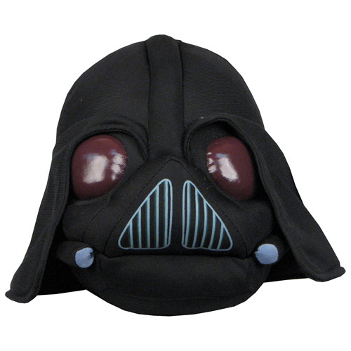 Star Wars Angry Birds Darth Vader 8-Inch Plush
