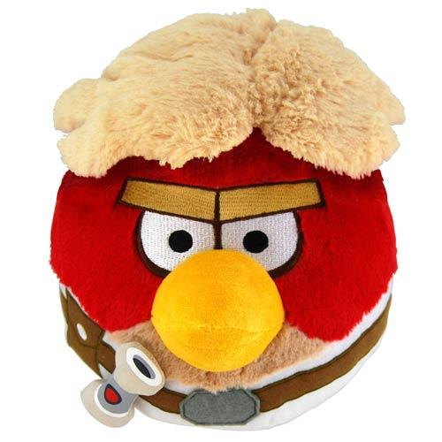 Star Wars Angry Birds Luke Skywalker 16-Inch Plush