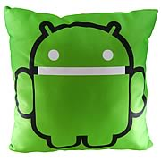 Google Android 18-Inch Square Pillow