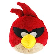 Angry Birds Space White 16-Inch Plush with Sound