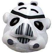 Star Wars Angry Birds Stormtrooper 5 Inch Plush